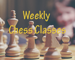 Weekly Chess Classes