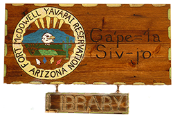Ft. McDowell Tribal Library