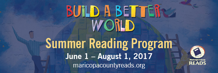 Fort McDowell Tribal Library Summer Reading Program 2017