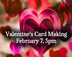 Valentine's Card Making for Kids
